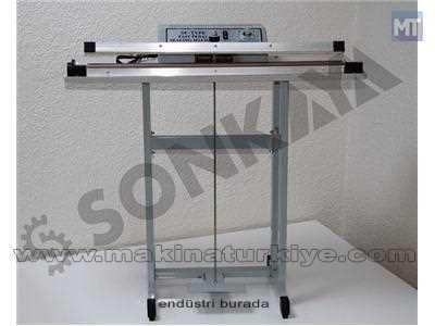 Sonkaya Pedallı Poşet Ağzı Yapıştırma Makinası 32cm