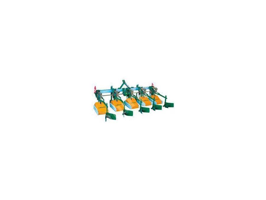 6 Sıralı (4+2) Frezeli Ara Çapa Makinesi
