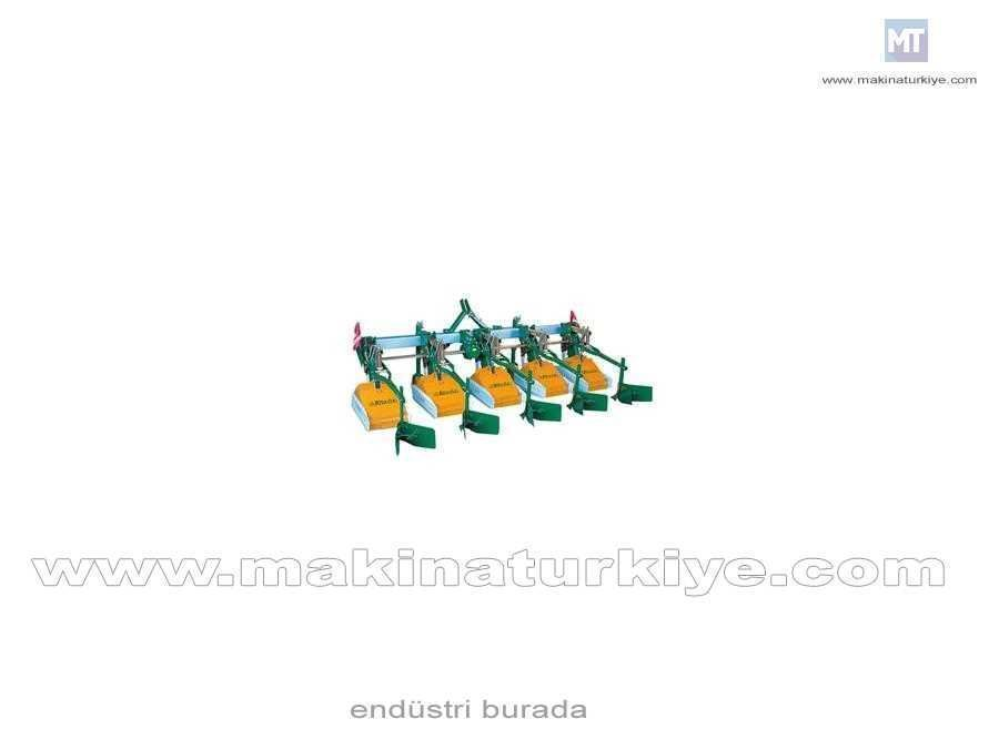 5 Sıralı (3+2) Frezeli Ara Çapa Makinesi (340 Cm)