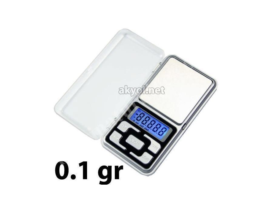 500 Gram Pocket Mh Cep Terazisi