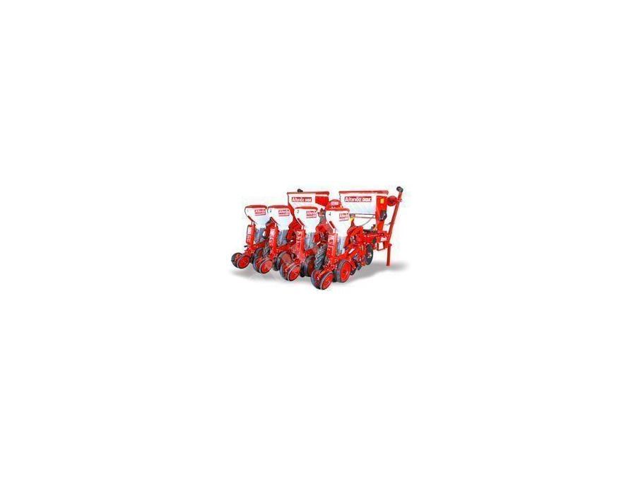 Çift Şaseli Pnömatik Direkt Ekim Makinası (3,5 M)