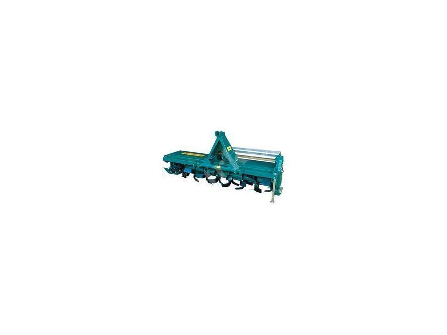 48 Bıçaklı Mekanik Gezerli Rotovator (210 Cm)
