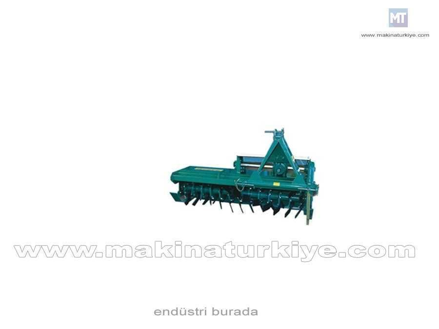 76 Bıçaklı Mekanik Gezerli Rotovator (235 Cm)