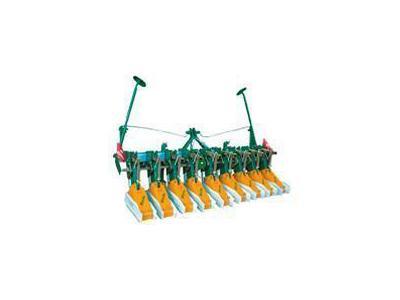 7 Sıralı Bitki Seyreltme Makinası