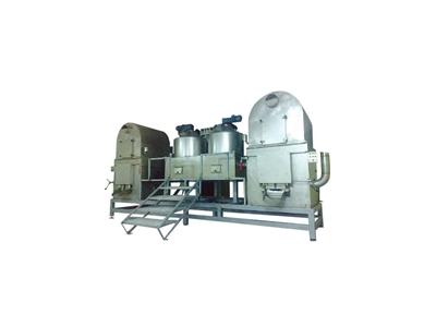 Matisan Beşik Tipi Ağda Çırpma Makinası Bta1