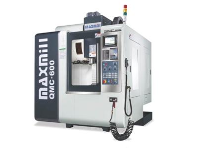 Cnc Dik İşleme Merkezi 600X400x450 Mm
