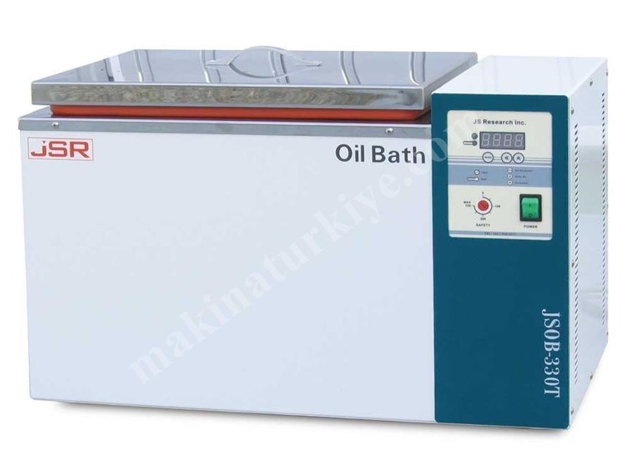 20 Lt Laboratuvar Yağ Banyosu Cihazı
