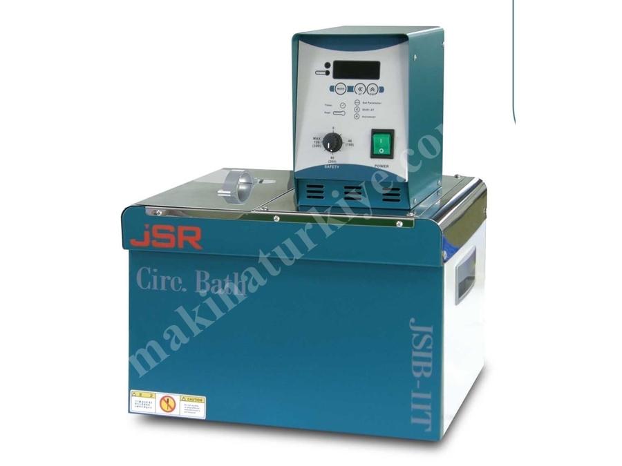 11Lt Laboratuvar Sirkülasyonlu Su Banyosu Cihazı Jsb
