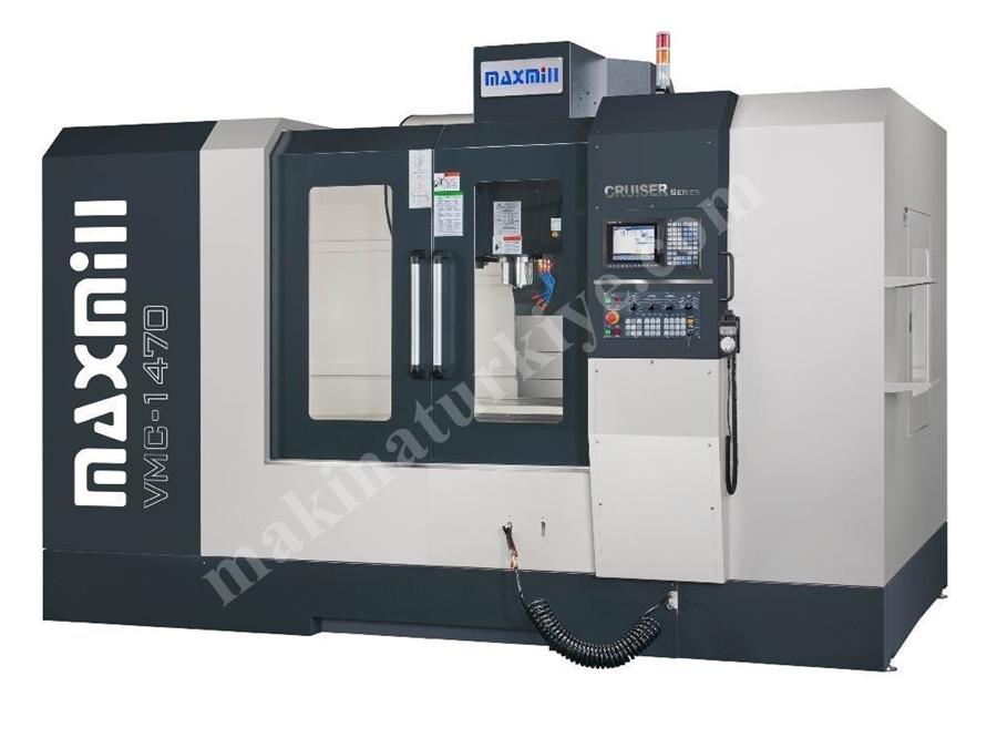 Cnc Dik İşleme Merkezi 1400X700x630 Mm