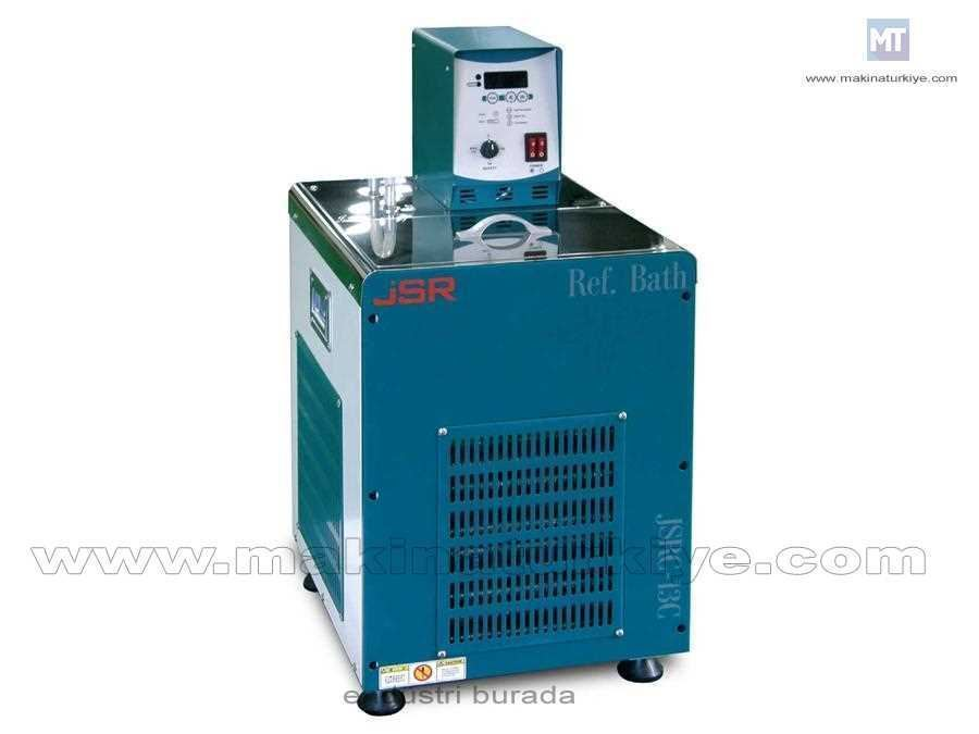 22 Lt Soğutmalı Sirkülasyonlu Laboratuvar Su Banyosu Cihazı (0.25 Bar)