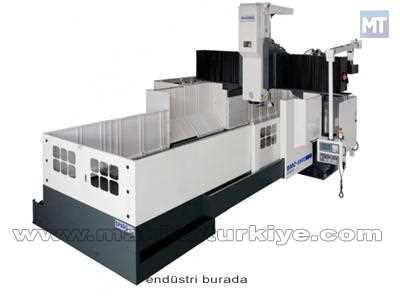 Cnc Köprü Tipi İşleme Merkezi 5200X2700x920 Mm