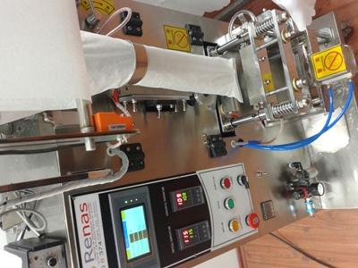 Tam Otomatik Demlik Poşet Çay Paketleme Makinası Rpm 60 G