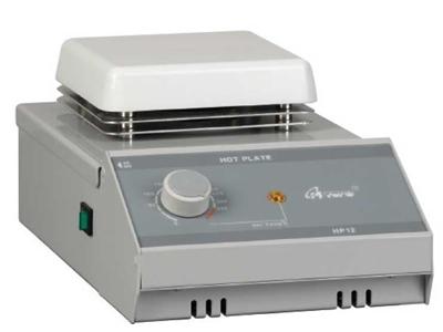 120X120 Mm Isıtıcı Tabla-Tekli (Hot Plate) Laboratuvar Cihazı
