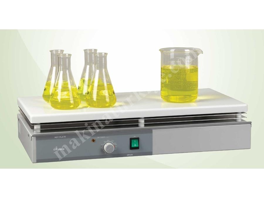 600X300 Mm Isıtıcı Tabla-Çoklu (Hot Plate) Laboratuvar Cihazı