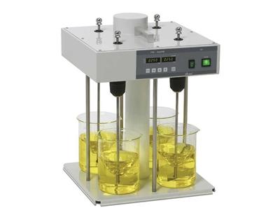4 Lü laboratuvar Jar Testi Cihazı Sf6