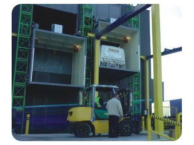 Kremayerli 5 Ton İnşaat Dış Cephe İnsan Ve Yük Asansörü