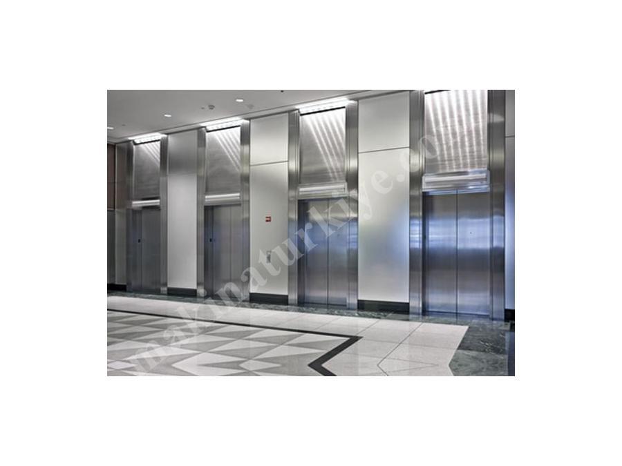 4 Kişilik 320 Kg İnsan Asansörü