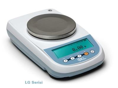 5200 Gr Garfik Ekran Hassas Laboratuvar Terazisi