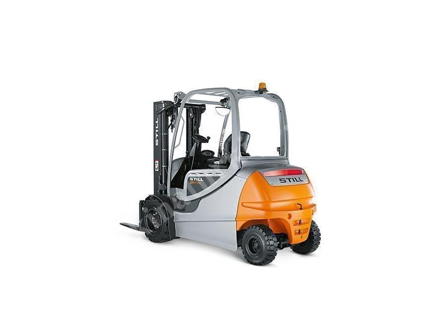 Akülü Forklift Rx 60-50 5000 Kg