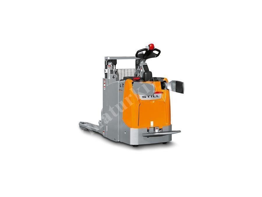 2000 Kg Akülü İstifleme Makinası Still Exd-20