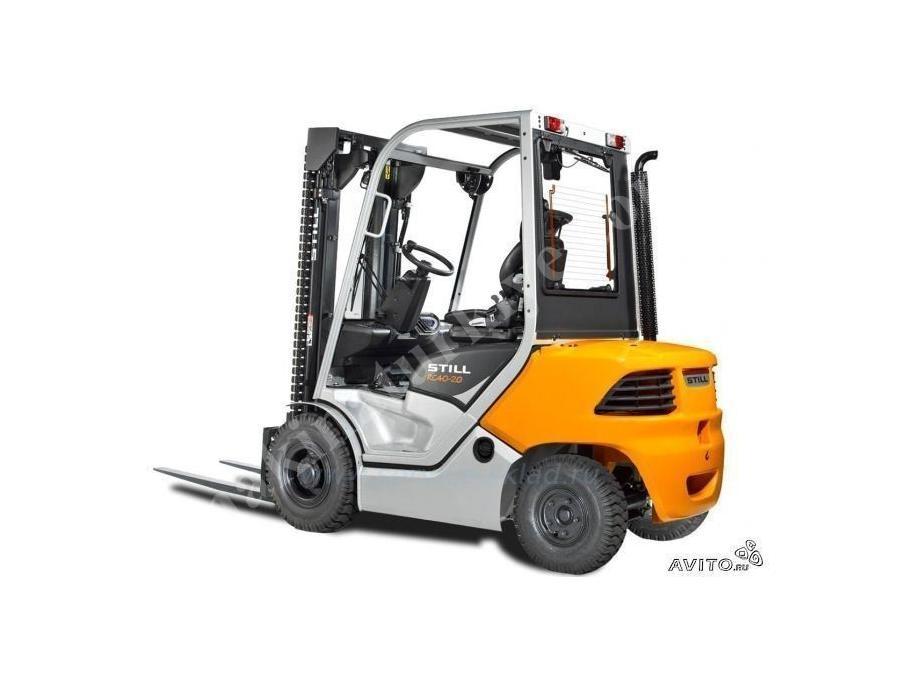 2000 Kg Dizel Forklift Still Rc 40-20