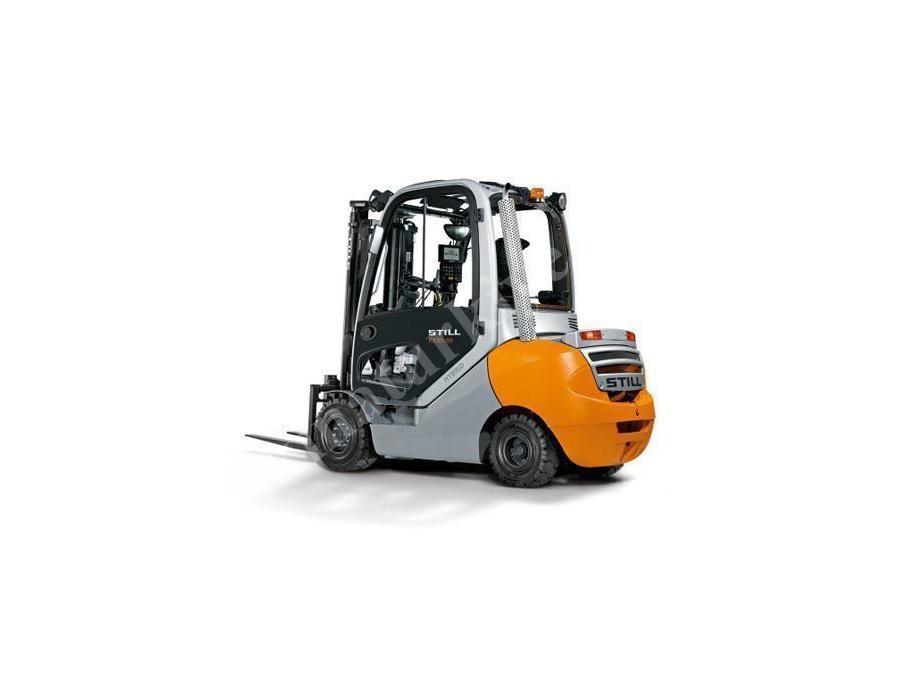 3500 Kg Dizel Forklift Still Rx 70-35