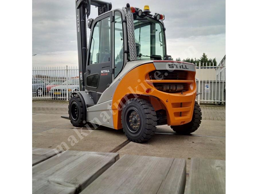 4000 Kg Dizel Forklift Still Rx 70-40