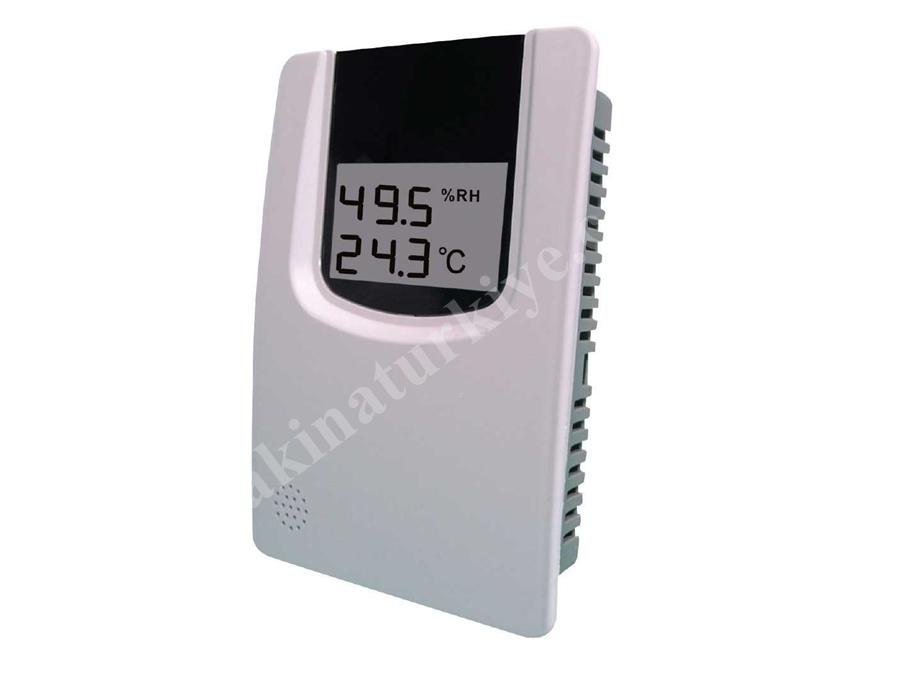 Termohigrometre Sıcaklık Ve Nem Ölçer Cihazı