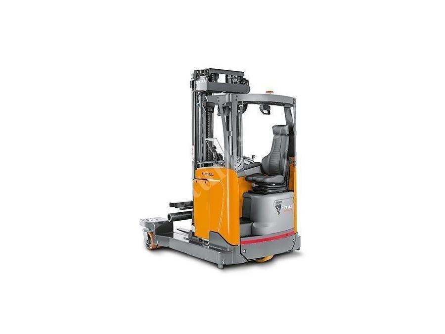 2500 Kg Dar Alan Forklifti (Reach Truck) Stil Fm-4W 25