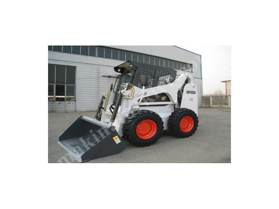 1600 Kg Mini Yükleyici Wecan Gm1605a