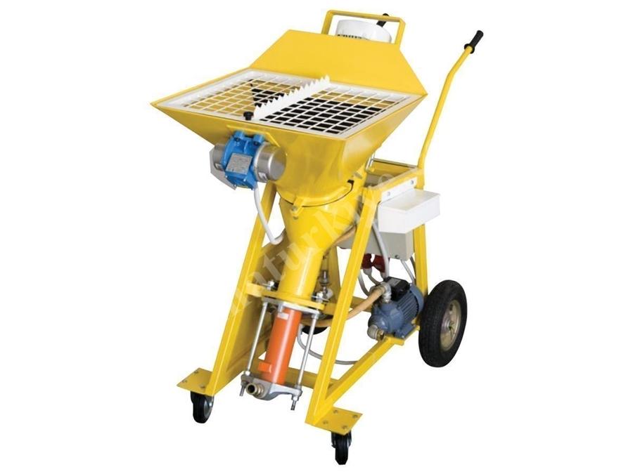 ASE EP 100 Çimento Bulon Makinası 35 Lt /Dk Ase Ep 100