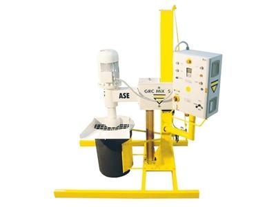 Harç Karıştırma Makinası 60 litre Ase Grc Mıx 5