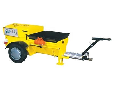 Harç Transfer Pompası 35 Lt /Dk Ase Vp 500 K