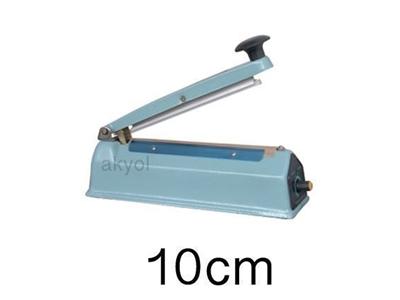 10 Cm Poşet Yapıştırma Makinası Pfs 10