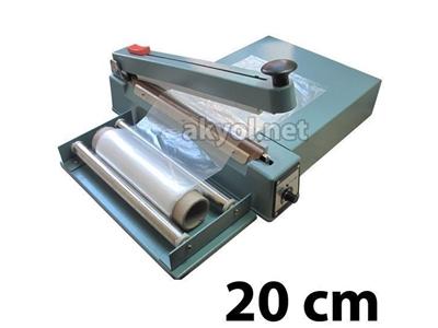 20 Cm Medikal Tip Poşet Yapıştırma Makinası Akyol Pfs 200Bc