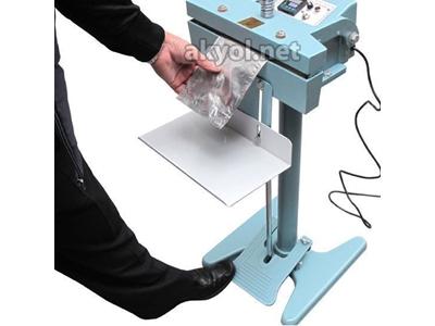 40 Cm Folyo Yapıştırma Makinası Akyol Kfs 400 Dd