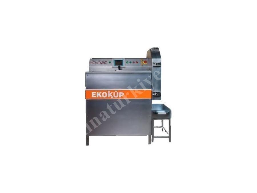 70 Dilim / Dak Eko Küp Kesim Dilimleme Makinası
