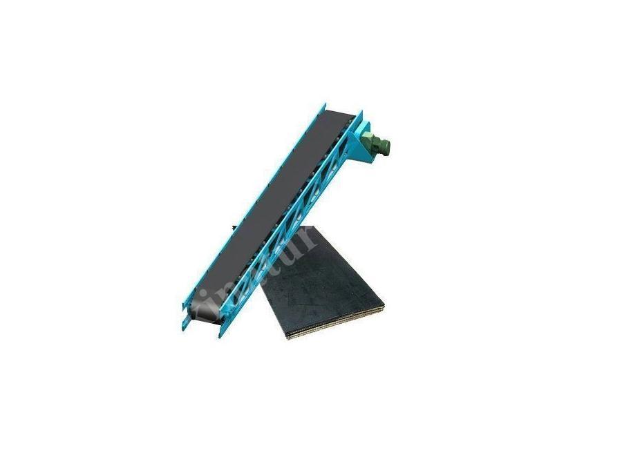 400 Mm Genişliğinde 4 Katlı 10 Mm Konveyör Band Akyol Fabrika Kb-4041