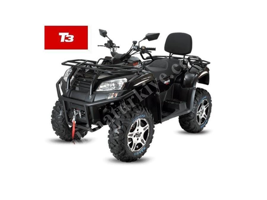 700 Cc Atv Kuba Jumbo 700 T3
