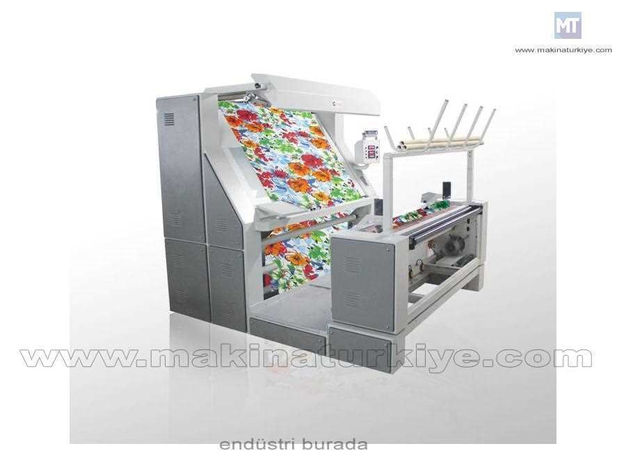 Top Kumaş Sarma Makinası