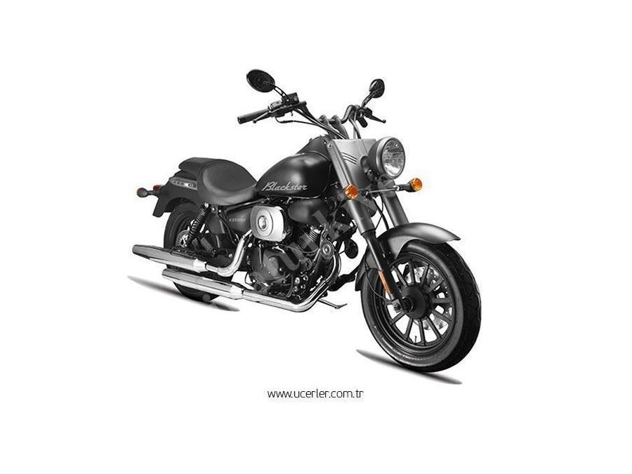 250 cc Chopper Motor RKS Blackster 250