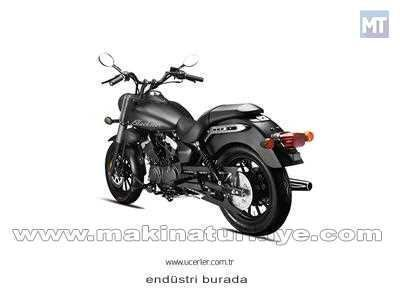 250 cc Chopper Motor RKS Blackster 250 2