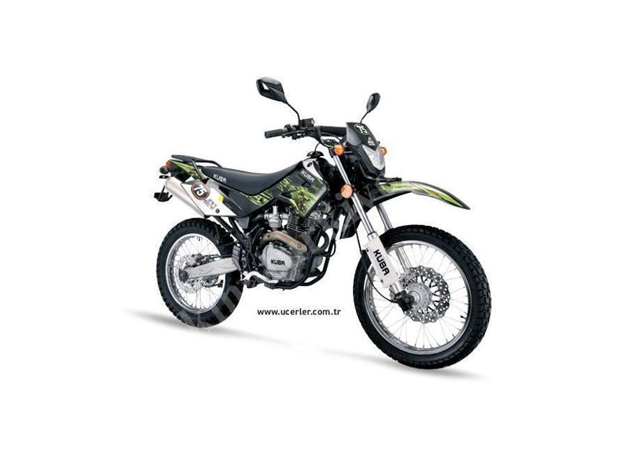 149 Cc Cross Motor Kuba Black Cat