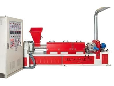Plastik Geri Dönüşüm Makinası 300-400 Kg/H