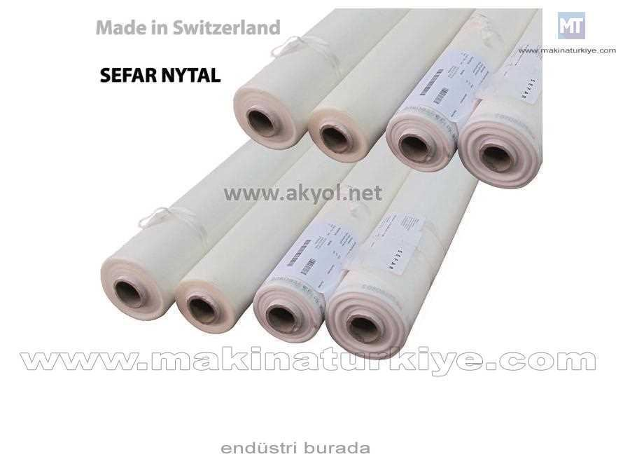 Sefar Nytal Naylon Elek 76,2 C/İnch (200 Mikron)