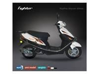79 Cc Scooter Kuba Fighter 80