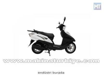125 Cc Scooter Mondial 125 Nt 2
