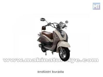 124,6 Cc Scooter Mondial 125 Znu