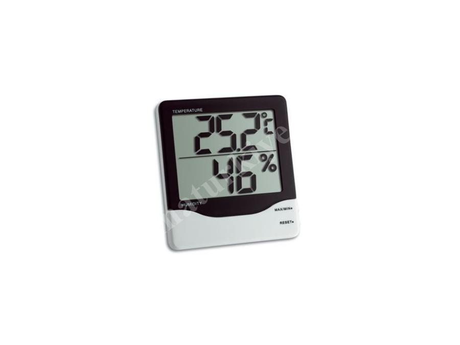 İç Mekan  Ortam Sıcaklık Ve Nem Ölçüm Cihazı Tfa 5002