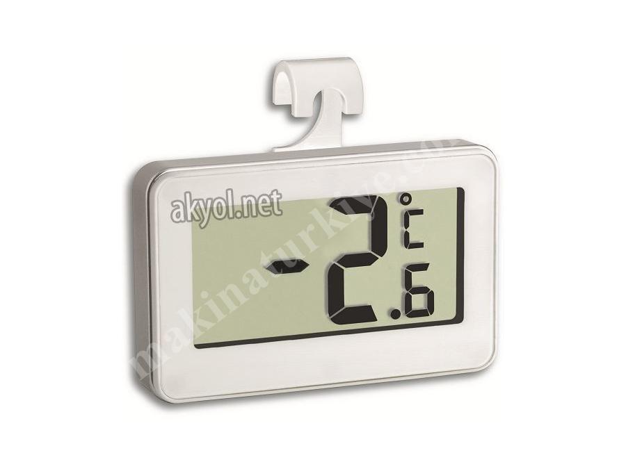 Mini Dijital Buzdolabı Termometresi - 2028